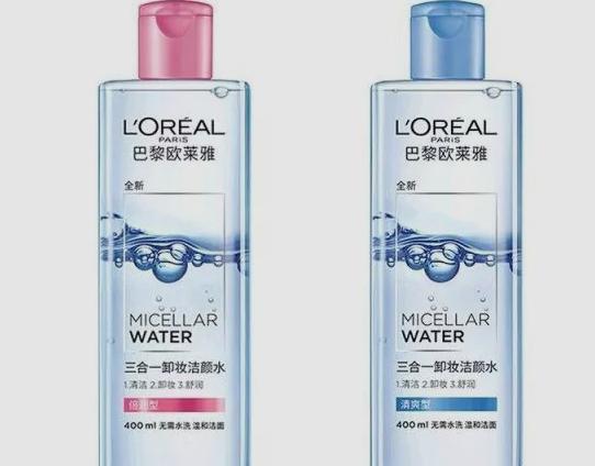 欧莱雅三合一卸妆水如何使用
