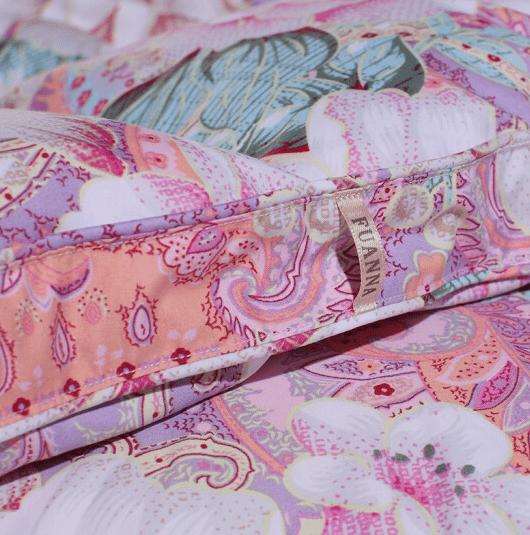 富安娜家纺 羽绒被芯95%白鹅绒被子冬天加厚被芯