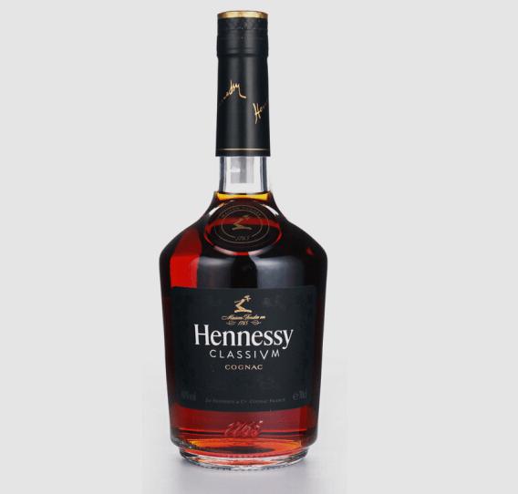 轩尼诗(Hennessy)洋酒新点干邑白兰地