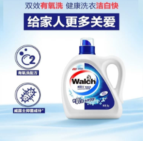 威露士洗衣液6斤装手洗机洗家庭装