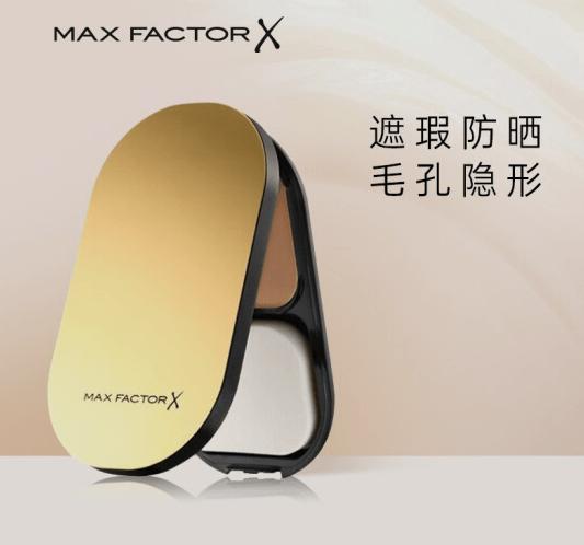 蜜丝佛陀(Max Factor)透滑粉饼_价格_怎么样_评测