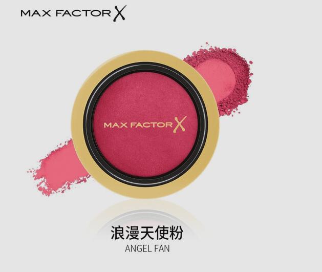 蜜丝佛陀(Max Factor)雾感烘焙胭脂腮红_价格_怎么样_评测