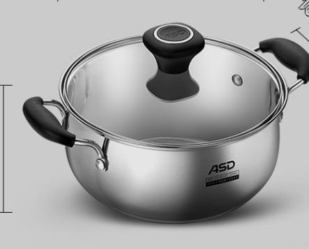 煮锅和煎锅有什么区别