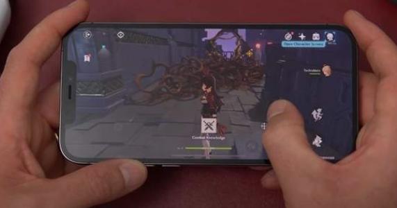iphone12promax打游戏怎么样