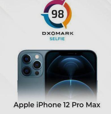 iPhone12ProMax前置摄像头怎么样