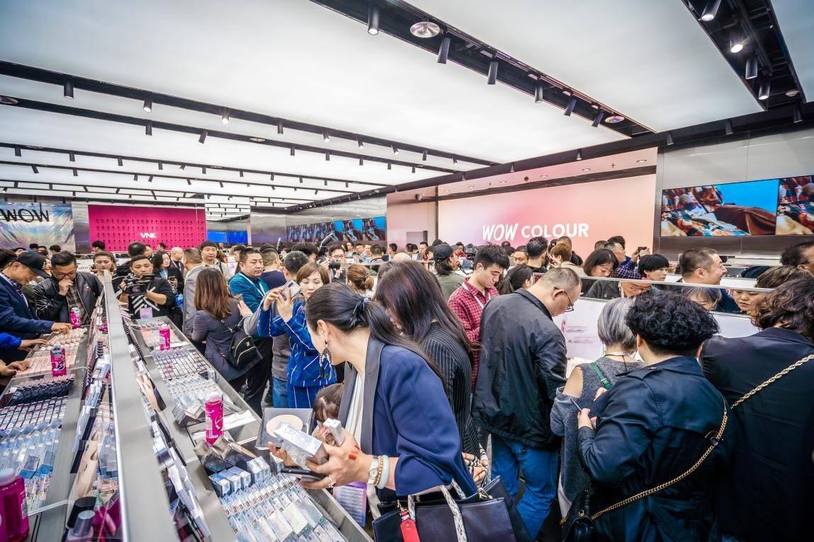 各有所爱跨境国际生活馆,共享联营新零售模式引领跨境市场